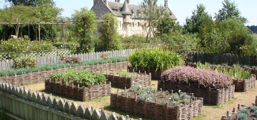 Les jardins de la Roche Jagu