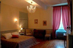 Chambre gîte Manoir de la Villeneuve