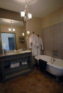 Salle de bain jardin d'Adélaïde
