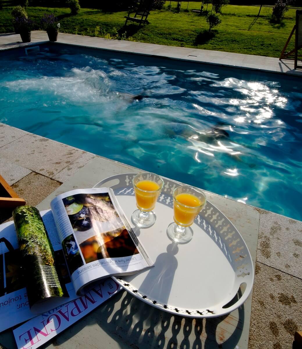 Chambre d 39 h tes et g te avec piscine en bretagne - Chambre d hote en bretagne avec piscine ...