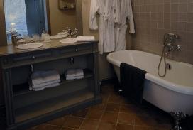 chambre jardin d'Adélaïde salle de bain