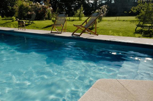 Chambre d 39 h tes et g te avec piscine en bretagne - Gite avec piscine bretagne ...