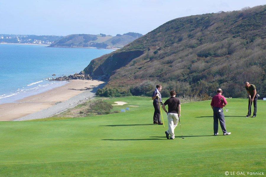 golf Pléneuf-Val-André