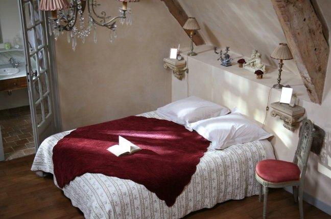 Chambre Manoir de la Villeneuve