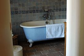 Chambre d'hôtes mignonne salle de bain