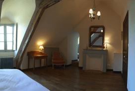 Chambre d'hôtes mignonne chambre