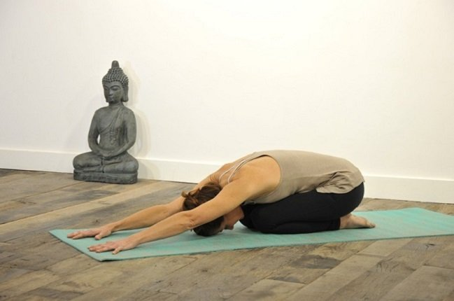 Fabienne Costa yoga