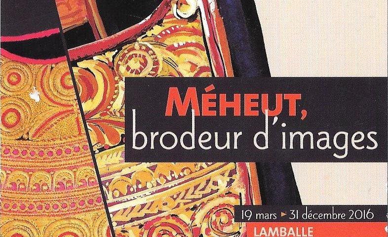 Meheut Brodeur d'image musée Lamballe