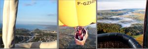 Bretagne montgolfière