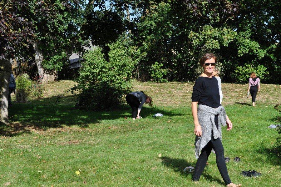 Marche en Pleine Conscience dans le Parc