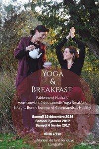 Yoga Manoir de la Villeneuve