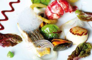 Alimentation - Côtes-d'Armor - Fruit de mer - Gastronomie - Plat [Mets] - Poisson