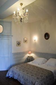 Vue chambre de Mademoiselle