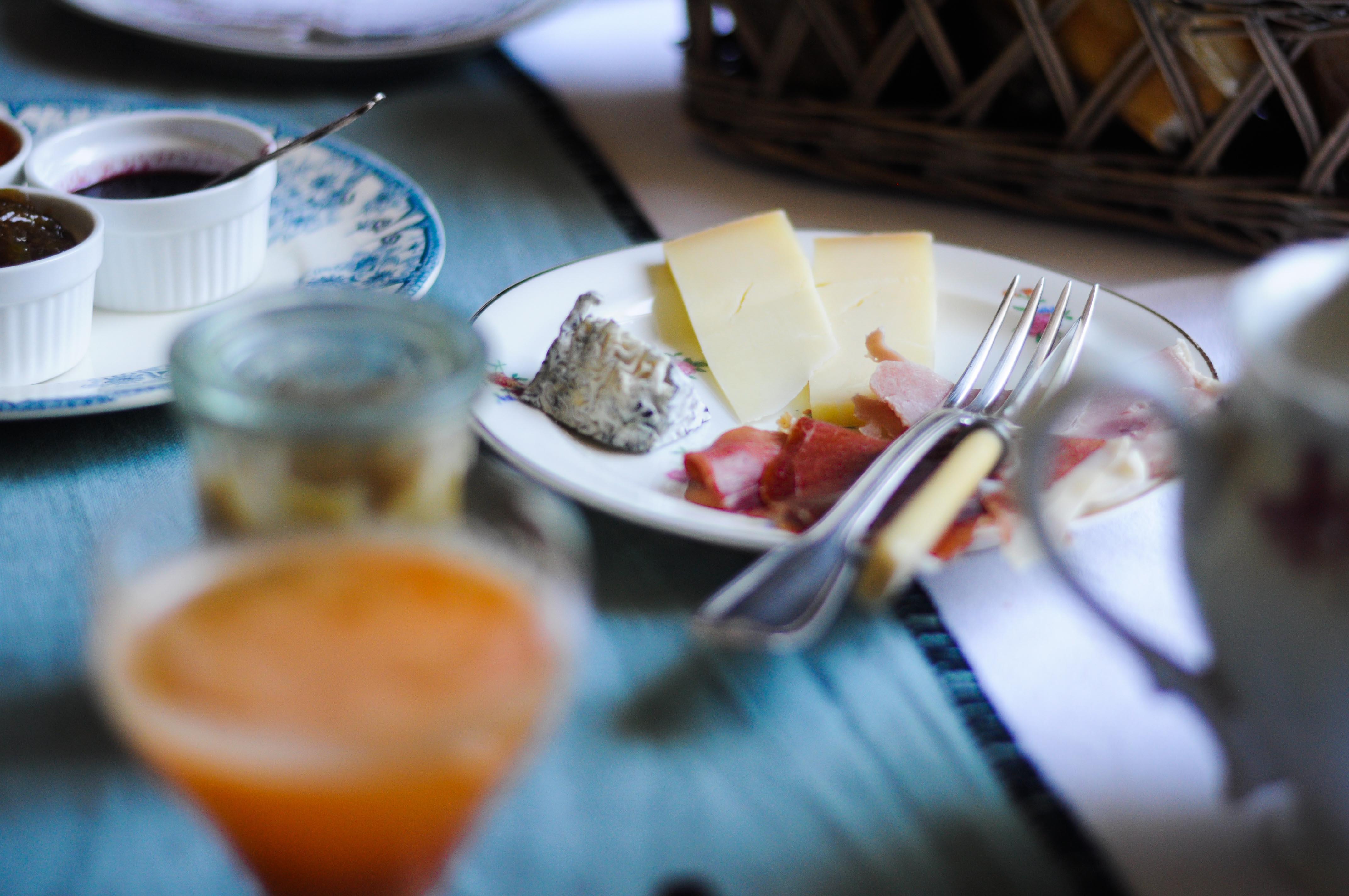 Petits déjeuners salés sucrés, temps gourmands